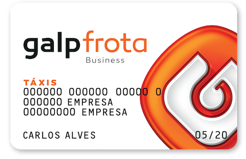 Galp Frota Business Táxis